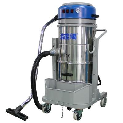 工厂用吸尘器制造商  大功率车间吸尘机  江苏工业吸尘器厂家