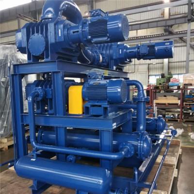 三叶罗茨真空泵机组JZJQY2500-4 节能环保真空机组