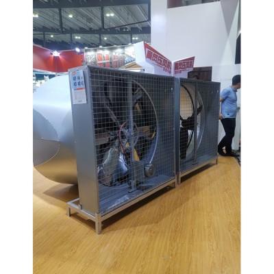 青州负压风机质量好的厂家   正品大牧人负压风机