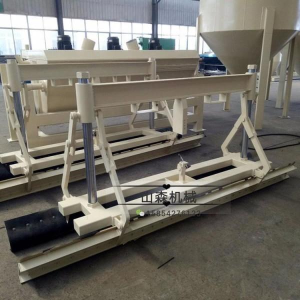 山森 石膏砌块设备 运城石膏条板成型机 厂家直销