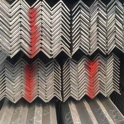 角钢 型材不锈钢等边角钢 河南郑州 冲孔角钢 等边角钢 大量库存 热轧工艺