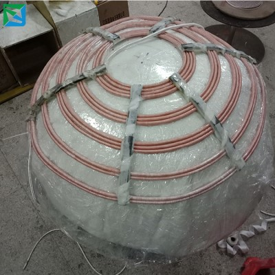不锈钢半球锅电磁感应加热电源 行星炒锅电磁控制器乐创智控