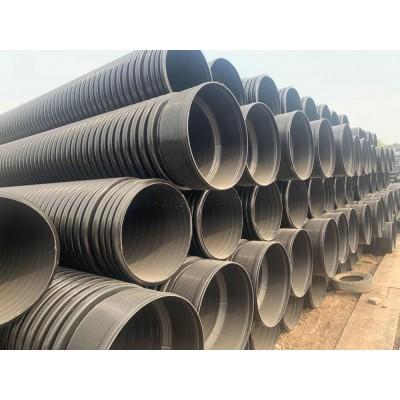 联塑西安总代理 联塑波纹管 PE管 市政给排水管道