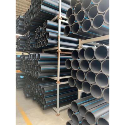 西安联塑管总代理 联塑HDPE给水管 市政工程施工专用