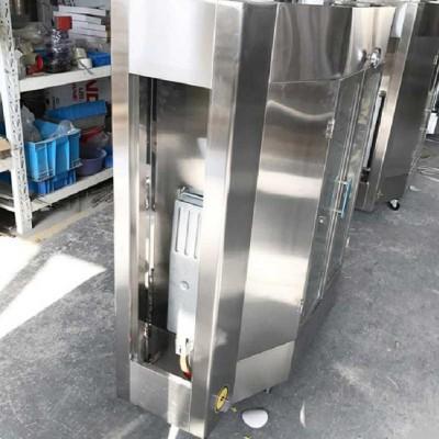烤鸡烧鹅24型两用手撕鸭电热全自动18型烤鱼加厚烤禽箱