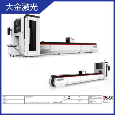 4000W-DFCP激光切管机