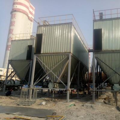 复合肥除尘器 化肥厂布袋除尘器 喷浆造粒复合肥生产线除尘器