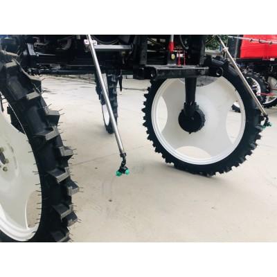 山东迈特打药机配件   充气轮胎  实心轮胎    迈特自制实心轮胎10公分宽  打药机代理