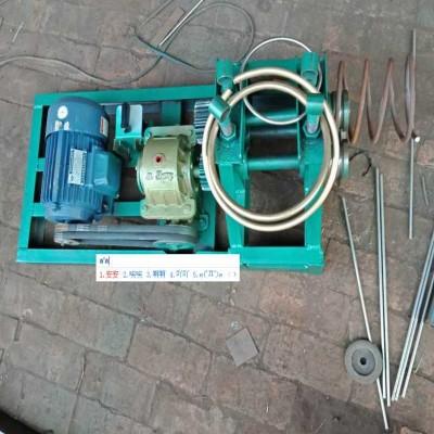 电动多功能铝皮锥型手动多轴双轴机械设备铁铝皮筋扁铁弯圆机