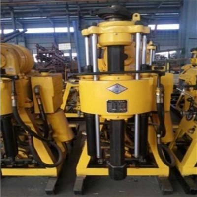 液压钻井设备工程柴油机大型机灌溉机械履带式专用打井机