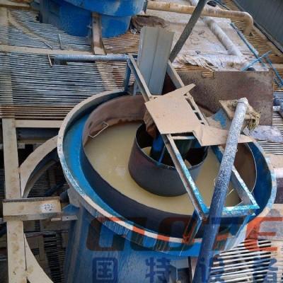 石英砂筛分分级设备 受阻沉降器 水利分级机