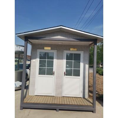 出售集装箱岗亭收费室门卫  按需定制集装箱公厕卫生间