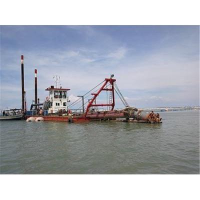 水上挖泥船优惠价格 商用挖泥船 欢迎致电  德弘环保