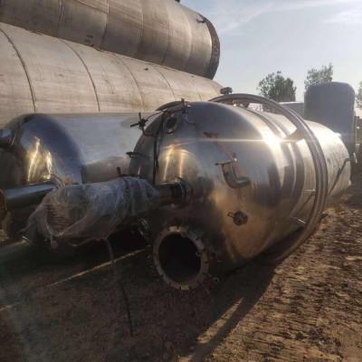 杭州食品厂设备回收-杭州废旧不锈钢回收价格靠谱