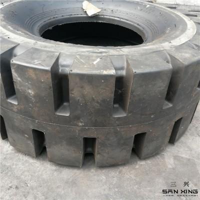 1670-20-24小装载机半实心钢丝 加工批发 工程轮胎 轮胎厂家直销 欢迎咨询
