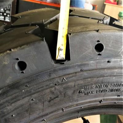 开挖隧道台车轮 隧道物资供应 拖车实心轮 平板车轮定做 车轴叉车轮胎 叉车轮胎批发
