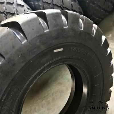 13.00-25/1400-24/1400-25轮胎 宽体车专用轮胎 三兴轮胎 轮胎批发