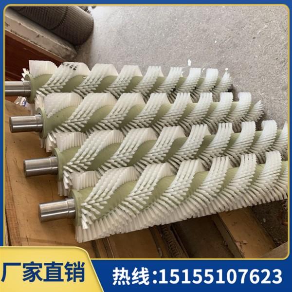 毛刷辊 厂家直销毛刷辊批发 研磨毛刷辊 磨料丝毛刷辊