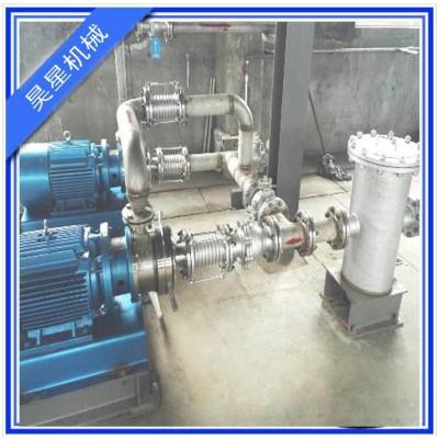 水溶肥粉碎泵  昊星胶体磨 30年行业经验 研磨机 混合机 均质乳化泵 主导产品