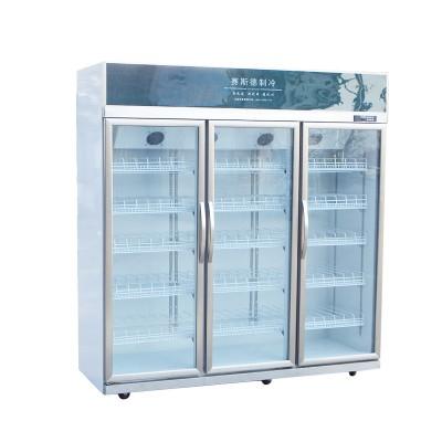 专供啤酒厂 饮料厂 矿泉水厂冷餐展示柜 啤酒冷藏保鲜柜 酸奶冷藏展示柜