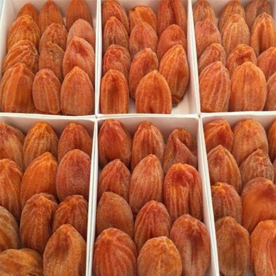 青州柿干 柿饼 新鲜上市 批发零售 青州逐鹿农业
