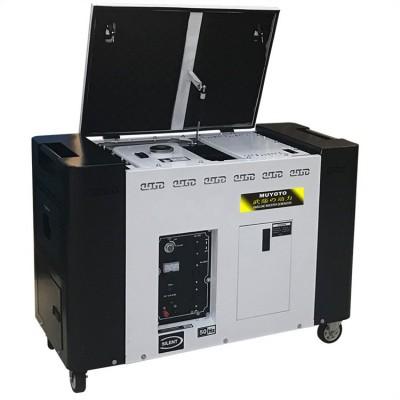 静音50kw柴油发电机使用数明书