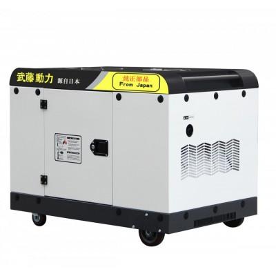 永磁200千瓦静音柴油发电机参数及油耗