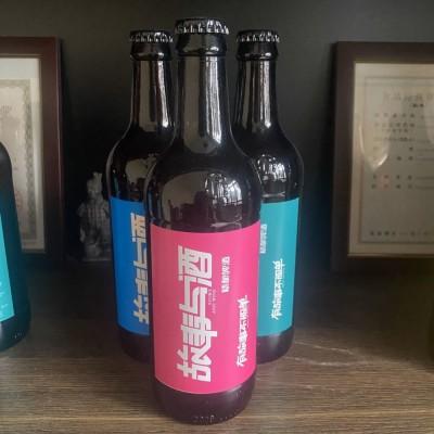 抚顺市精品精酿鲜啤苏打酒 故事与酒系列 瓶装啤酒生产厂家 欢迎来选购品尝 有意电联