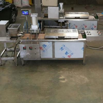 多功能单饼压饼机  潍坊朝天锅压饼机  商用液压烙饼机生产厂家