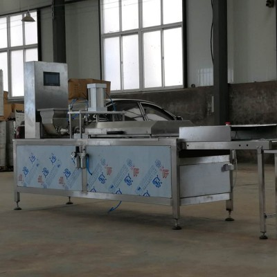 多功能单饼压饼机  全自动烤鸭饼机  商用液压烙饼机供应商
