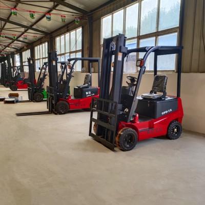 厂家四轮座驾式电动叉车 2.5吨新款液压全自动 装卸升降堆高 搬运车