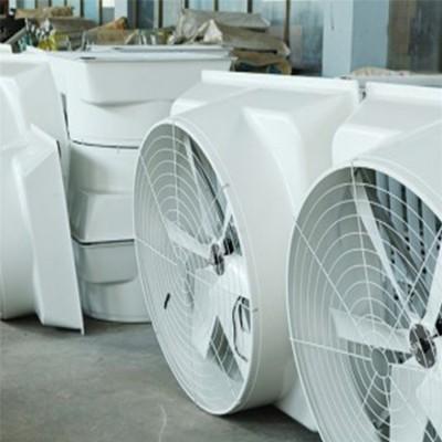 玻璃钢风机  丝织厂排风扇 佳诺 袜厂玻璃风机