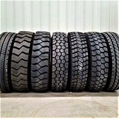 全钢载重轮胎 无内胎轮胎 工厂直发 值得信赖