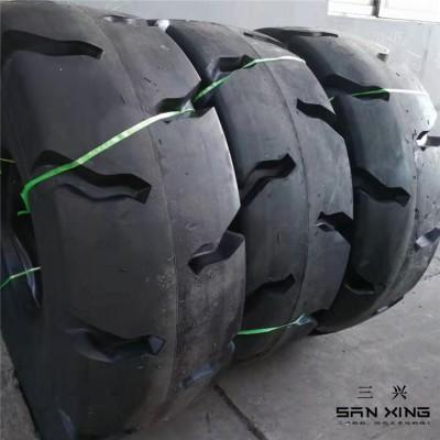 井下铲运机 光面轮胎  欢迎来电咨询 三兴 轮胎批发