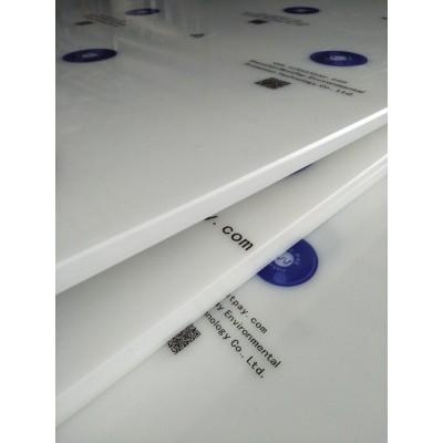 便宜出售厂家生产规格可定制白色A级PP板