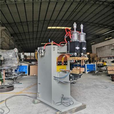 肇庆气动双头点焊机厂家 双头点焊机  价格合理 福胤焊接设备
