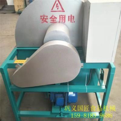 五谷杂粮炒锅 大型滚筒烘干机炒板栗机器 商用大型全自动炒货机