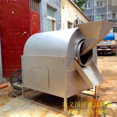 多功能食品熬煮炒制锅 干果滚筒炒货机食品级电热炒豆机