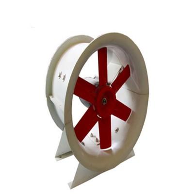 低噪音轴流风机   耐磨玻璃钢轴流风机   运转稳定