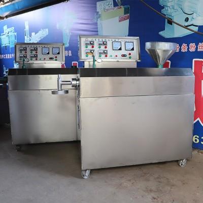厂家直销高产量木薯粉条机 粉条机 土豆粉条机一机多用