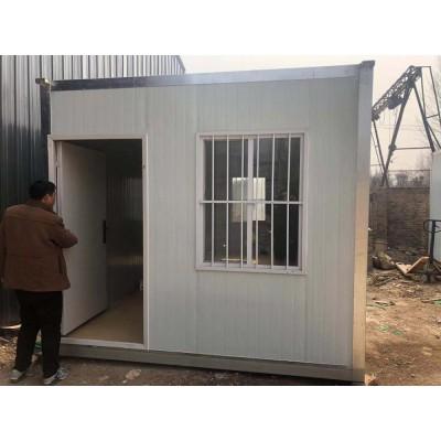 咸阳彩钢打包箱房价格 西安打包箱房厂家 厂家定制直销简易房专业定制