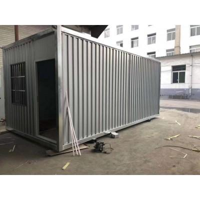 西安集装箱安装打包式箱房厂家陕西打包式箱房