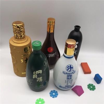300g白酒瓶廠家 大量現貨供應 富興酒類包裝