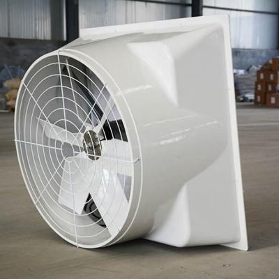玻璃钢风机  丝织厂排风扇 佳诺 袜厂玻璃风机  直销
