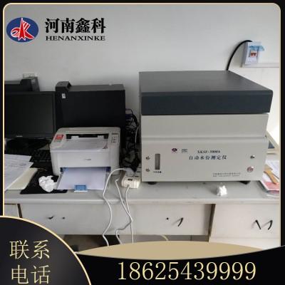 微机胶质层测定仪 焦炭反应性及反应后强度测试仪 厂家报价