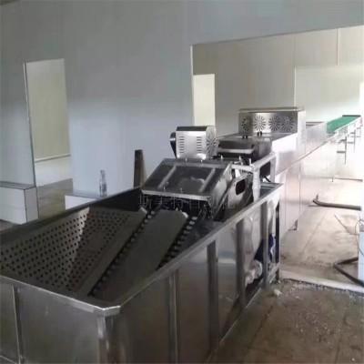 成套鸡蛋鸭蛋清洗消毒生产线 大型蛋类食品清洗机 自动洗蛋机