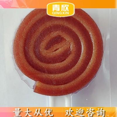 QX 功夫山楂 山楂卷 甜甜圈 果丹皮 厂家直销 欢迎咨询