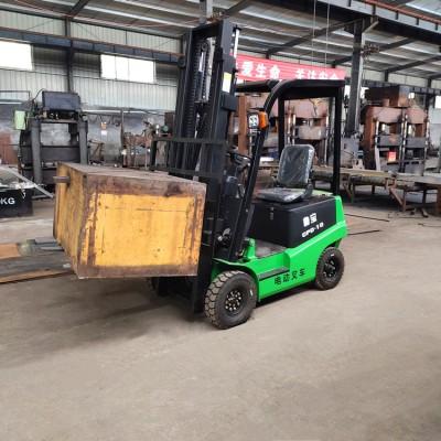 2吨电动叉车尺寸 新款电动叉车价格 原装电动叉车