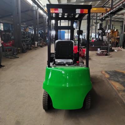 平衡重式电动叉车厂 自行电动叉车 2t的电动叉车的价格