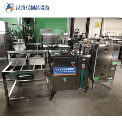 豆腐机 100型全自动豆腐机 豆制品加工一体机 大型做豆腐的机器大型